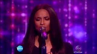 getlinkyoutube.com-Ciara I Bet The View 2015 05 06