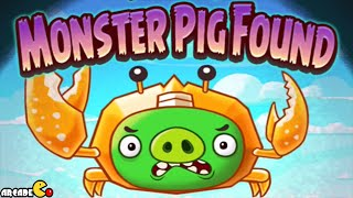 getlinkyoutube.com-Angry Birds Fight! - Meet The SUPER Monster Crab Pig Part 58! iOS/iPad