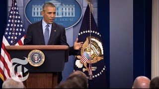 getlinkyoutube.com-President Barack Obama's Final News Conference (Full Video) | The New York Times