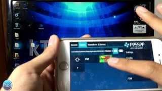 getlinkyoutube.com-Play PSP Games iEmulators on iPhone, iPad, iPod Touch no need to jailbreak Device