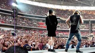 getlinkyoutube.com-AC/DC Rock N Roll Train Live Wembley Stadium 26/06/2009 720p HD