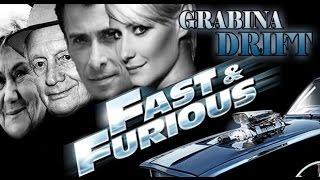 getlinkyoutube.com-Fast and Furious : GRABINA DRIFT (m jak miłość)