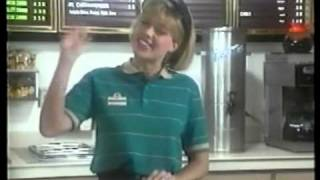 Wendy's Training Video Cold Drinks