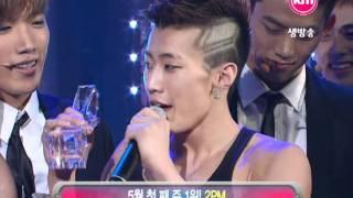 getlinkyoutube.com-09.05.07 2PM 1st Place Winning + Encore