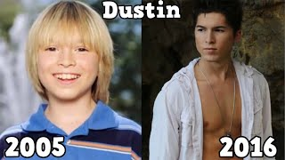 getlinkyoutube.com-Zoey 101 Antes y Después 2016