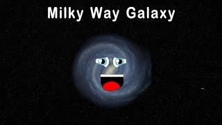getlinkyoutube.com-Milky Way Galaxy/Milky Way for Kids