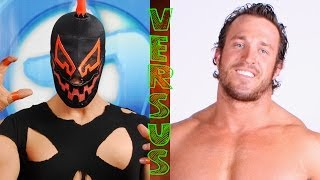 Hallowicked vs. Mike Bennett - National pro Wrestling Day