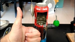 getlinkyoutube.com-TUTORIAL Cómo hacer un motor stirling / how to make a stirling engine - FINAL PART