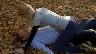 getlinkyoutube.com-Graham Rogers /Caleb Haas (pre-sex scene) - Quantico (tv series) #8