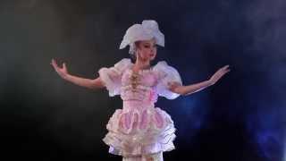 getlinkyoutube.com-Hula Hoop.Doll.Anna Shalamova.