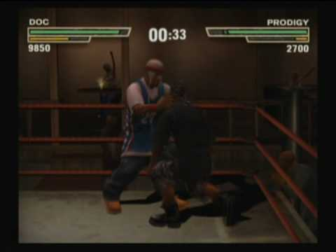 Def Jam Fight for NY - Redman vs Prodigy