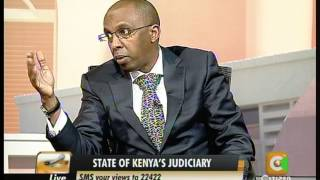 Cheche Interview with Ahmednassir Abdullahi-Commissioner,JSC Part 4