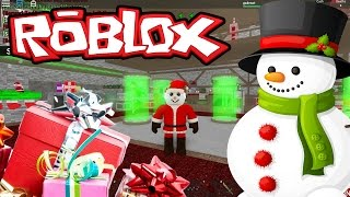 getlinkyoutube.com-Roblox - A FÁBRICA DO PAPAI NOEL 2 ( Christmas Tycoon )