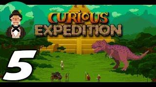 "getlinkyoutube.com-Curious Expedition  - E05 ""Darwin's Last Journey!"" - Charles Darwin Playthrough"