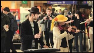 Flashmob Carmina Burana width=