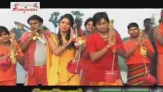 getlinkyoutube.com-HD New 2015 Bhojpuri Bolbam Song   Jagi Jagi Bhole Nath Baba   Ajit Aanand