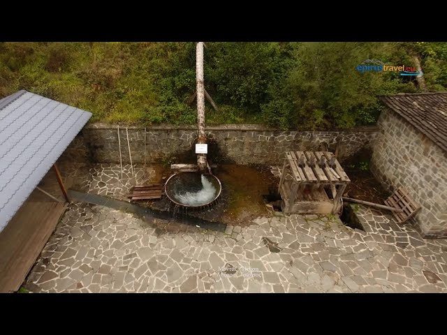 Epirus land secret places - flight