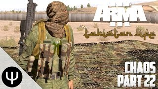 getlinkyoutube.com-ARMA 3: Takistan Life Mod — Chaos — Part 22 — Vehicle Death Match!