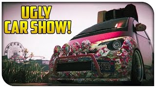 getlinkyoutube.com-GTA 5 Online - UGLY CAR SHOWCASE! [GTA V]