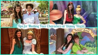 getlinkyoutube.com-How to Meet and Interact with Face Characters at Disney World