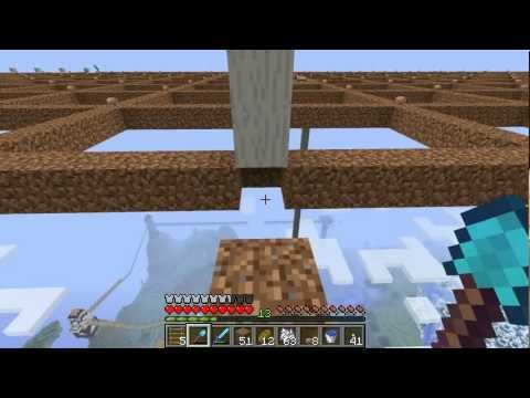 Etho MindCrack SMP - Episode 8: Sky Shrooms (Part 2)