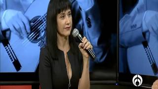 "getlinkyoutube.com-Susana Zabaleta en ""Ricardo Rocha en Fórmula""."