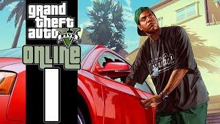 getlinkyoutube.com-Let's Play GTA V Online (GTA 5) - EP01 - Vinny Chops