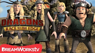 Dragons: Race to the Edge | Season 4 Trailer
