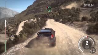 getlinkyoutube.com-DiRT Rally - Greece Gameplay (PC HD) [1080p]