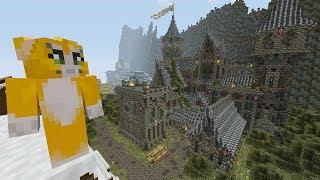 getlinkyoutube.com-Minecraft Xbox - Skyrim Survival Games - Part 1
