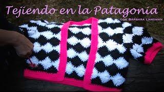 getlinkyoutube.com-Chaqueta estilo Damero. Bárbara Langman