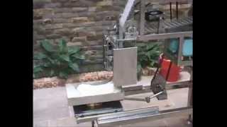 getlinkyoutube.com-Máy sản xuất bánh phở tươi, máy phở tươi, máy làm bánh cuốn