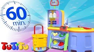TuTiTu Specials | Super Market Toys | Other Popular Toys For Children | 1 HOUR Special