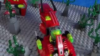 getlinkyoutube.com-LEGO QUEST FOR ATLANTIS