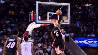 NBA Monster dunk mix