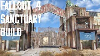 getlinkyoutube.com-Fallout 4 Sanctuary settlement build