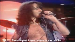 Ac/Dc -Girls Got Rhythm - subtitulada a español
