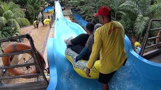 getlinkyoutube.com-Monsoon Water Slide at Wet World Water Park