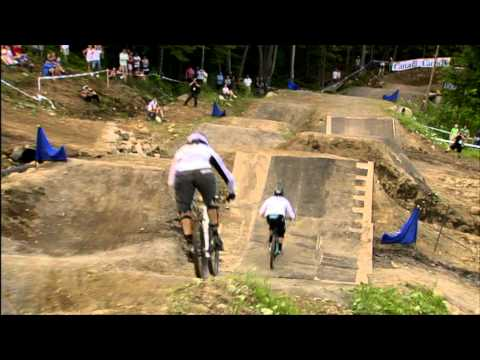 4X@2011 UCI MTB WORLD CUP MONT SAINT ANNE