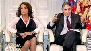 """getlinkyoutube.com-Luxuria Sgarbi Vespa Buttiglione su """"Ecce Trans"""" di Coniglioviola, opera censurata."""