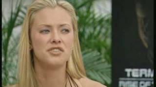 getlinkyoutube.com-Kristanna Loken talks about her performance in the movie Terminator 3