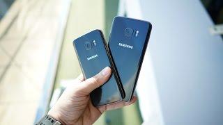 نظرة اولى على اجهزة Samsung Galaxy S7 & Galaxy S7 Edge