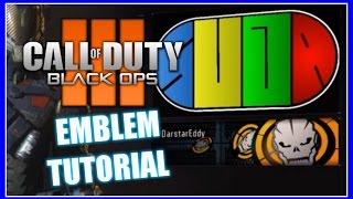 getlinkyoutube.com-Black ops 3 - Im Suda Logo Emblem Tutorial