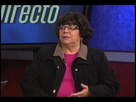 Entrevista a la presidenta de la agrupación de familiares de Ejecutados Políticos