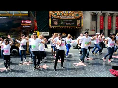 Let's Move! Flash workout with GROOV3™  in Hollywood