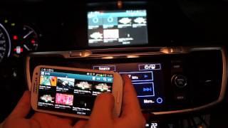 getlinkyoutube.com-HONDA ACCORD MIRROR Link - GALAXY S3 (Wireless)