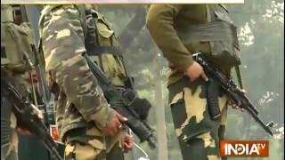 getlinkyoutube.com-4 Pakistan Rangers Killed in Retaliatory BSF Firing in J&K- India TV