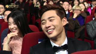 getlinkyoutube.com-151126 제 26회 청룡영화상 서신애 CUT BY. BESIDE SHINAE