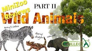 getlinkyoutube.com-CollectA 2016 Wild Animals Part II