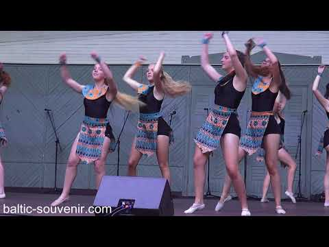 Дикие танцы / Wild dances, 3th International European Choir Games